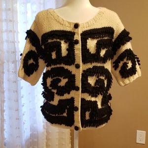 Anthropologie Wool Sweater